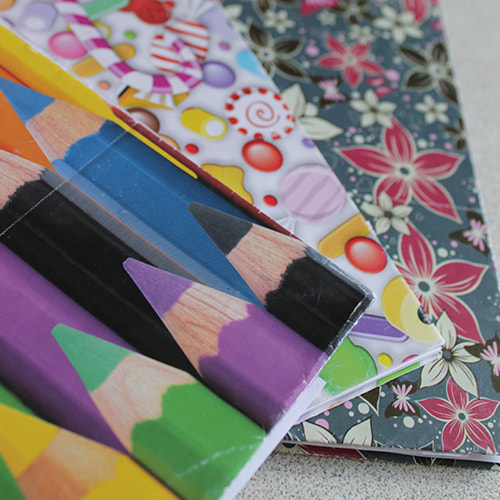 Cheap and easy gratitude journals