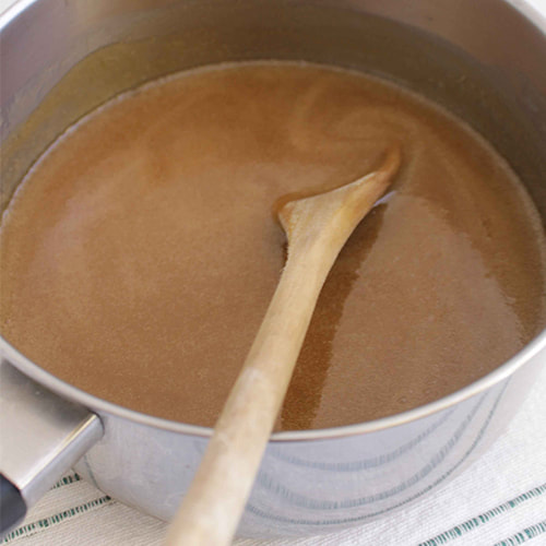 The most delicious Butterscotch Sauce